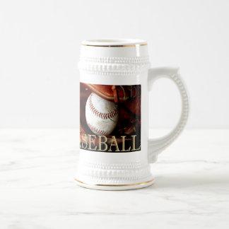 Sports de base-ball chope à bière