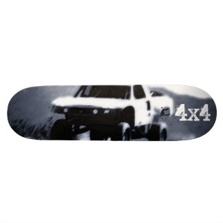 Sports d'extrémité d'amusement de garçons du camio planches à roulettes customisées