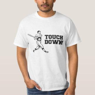 Sports du football de base-ball de Homerun de T Shirts