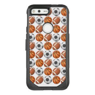 Sports Emoji Google Pixel Otterbox Case