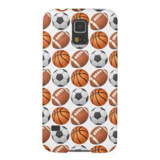 Sports Emoji Samsung Galaxy S5 Phone Case