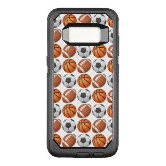Sports Emoji Samsung Galaxy S8 Otterbox Case