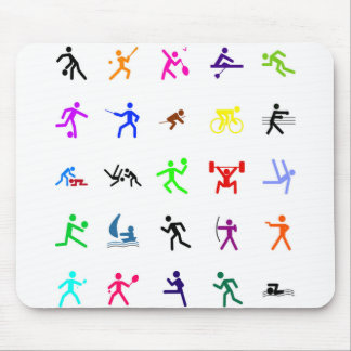 Sports Extreme Mouse Pad