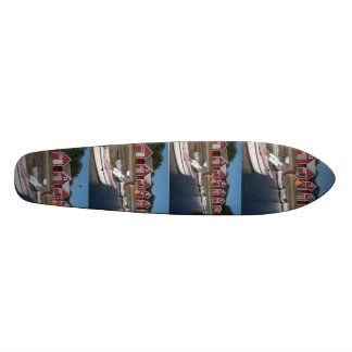 Sports extrêmes skateboards customisés