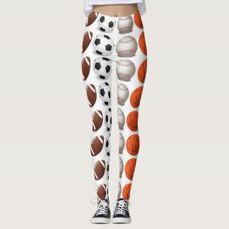 Sports fan popular sports leggings