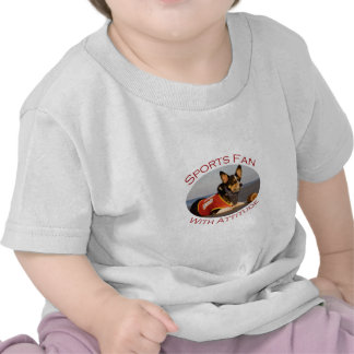 Sports Fan with Attitude T-shirts