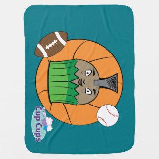 Sports kid blanket baby blanket