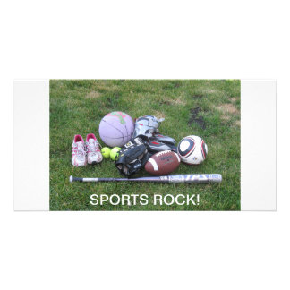 sports picture card
