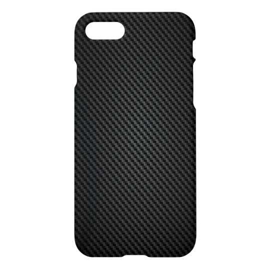 Sports racing carbon fibre pattern. iPhone 8/7 case