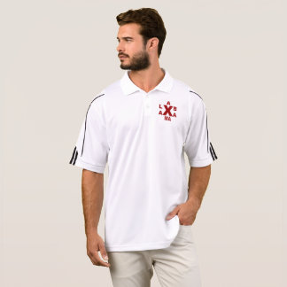SPORTS SHIRT ADIDAS GOLF DESIGN ALABAMA