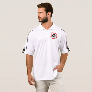 SPORTS SHIRT ADIDAS GOLF   DESIGN ALABAMA   SPORT