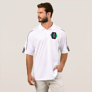 Sports shirt Adidas white OTTAWA SPORT