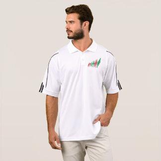 Sports shirt Adidas white the MAGHREB 3000
