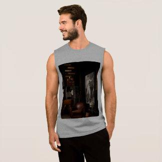 sports sleeveless shirt