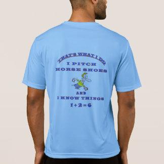 Sports Tek  HorseShoe Pitching Tee... T-Shirt