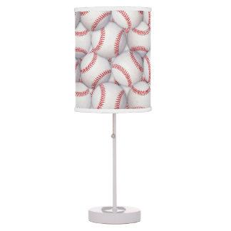 Sports Theme Baseball Lamp
