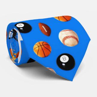 SportsBallsMediumBlue Tie