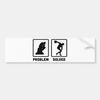 Sportsman Bumper Sticker