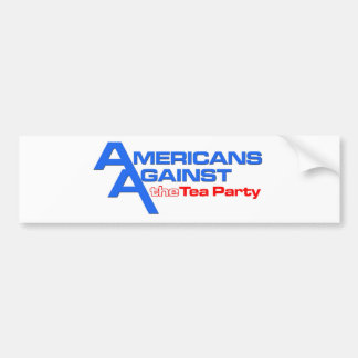 Sporty AATTP logo on White Bumper Sticker