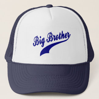 Sporty Big Brother Trucker Hat