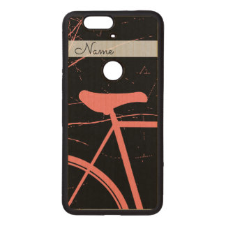 Sporty Bikes Wood Nexus 6P Case