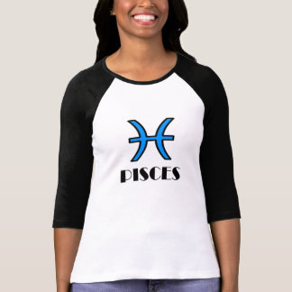 SPORTY BLUE PISCES T-Shirt