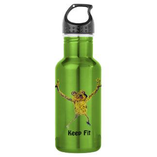 Sporty Frog Exercising 532 Ml Water Bottle