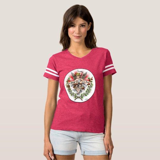 Sporty KBR shirt! less kinky version T-shirt