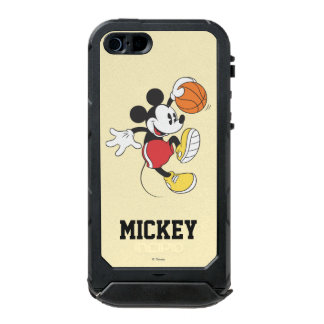 Sporty Mickey | Basketball Player Incipio ATLAS ID™ iPhone 5 Case