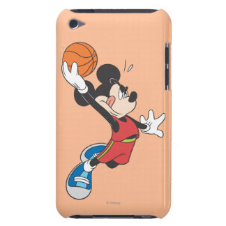 Sporty Mickey | Dunking Basketball iPod Touch Cover