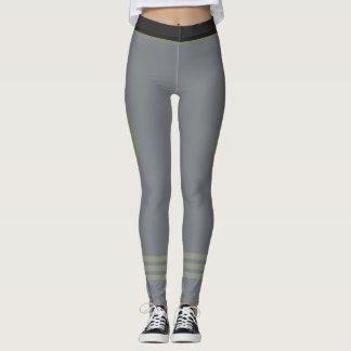 Sporty Stripe Fit Leggings