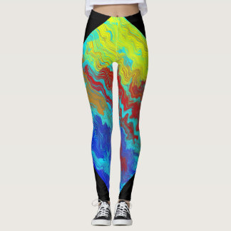 Sporty wild leggings