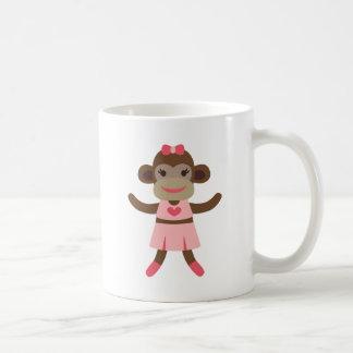 SportySockM10 Classic White Coffee Mug