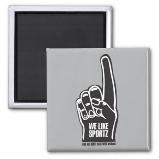 Sportz 2 square magnet