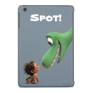 Spot And Arlo Closeup iPad Mini Retina Cases