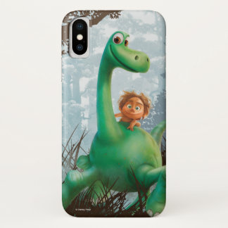 Spot And Arlo Walking Through Forest Case-Mate iPhone Case