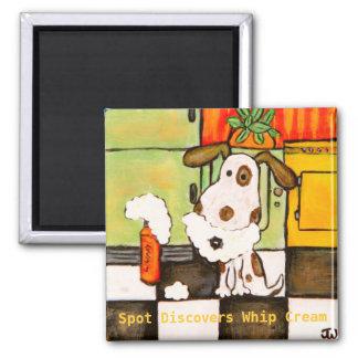 Spot Dog Magnet