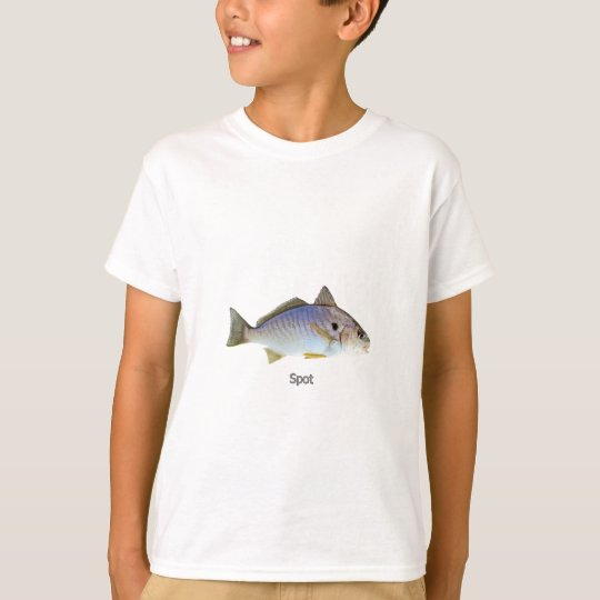 Spot Fish Photo T-Shirt