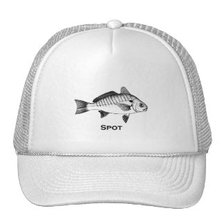 Spot Fish (titled) Trucker Hat