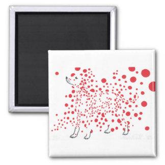 Spot the Dog dalmatian magnet