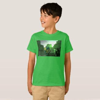 Spot the ocelot kids tee shirt