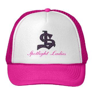 Spotlight Ladies Trucker Hat