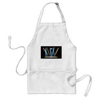 Spotlights Theater Stage Standard Apron