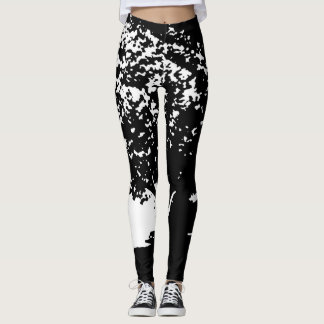spots leggings
