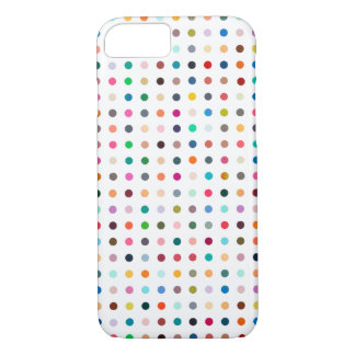 """SPOTS OF MANY COLORS"" iPhone 7 CASE"