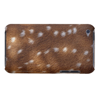 Spots on an animal barely there iPod case