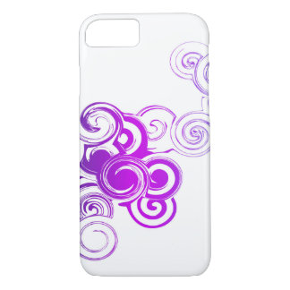 Spots with twisting for Phone Cover