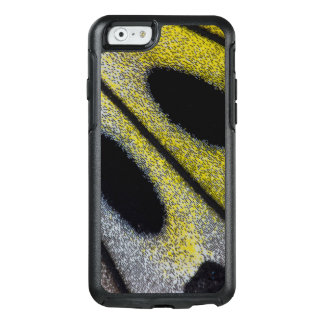 Spotted and yellow butterfly wing OtterBox iPhone 6/6s case