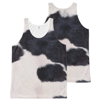 SPOTTED COW HIDE