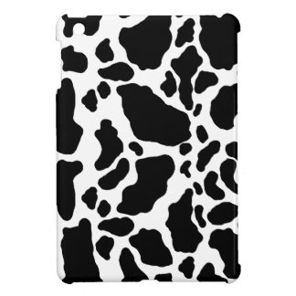 Spotted Cow Print Cow pattern Animal fur iPad Mini Cover